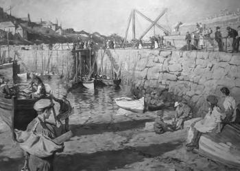 Stanhope Forbes Exhibition - Penlee House Gallery & Museum