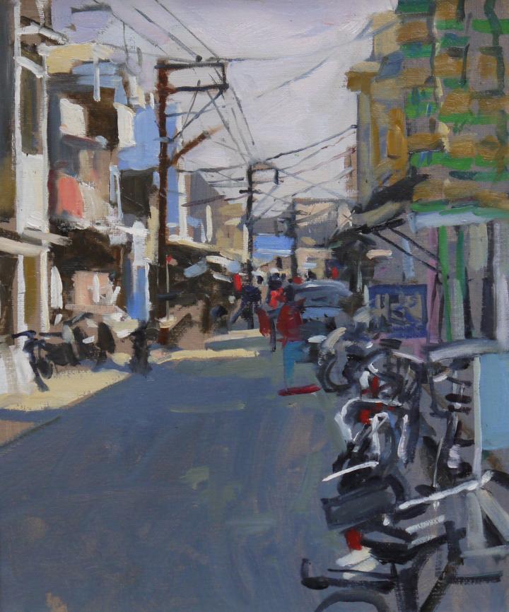 Ken Howard, New Delhi