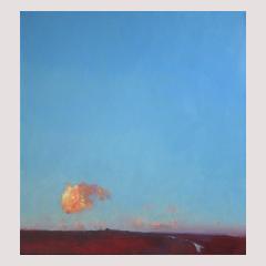 Tresco Down Cloud - Tom Rickman