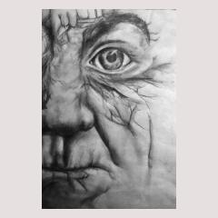 Lisa Mae Evans - Old man